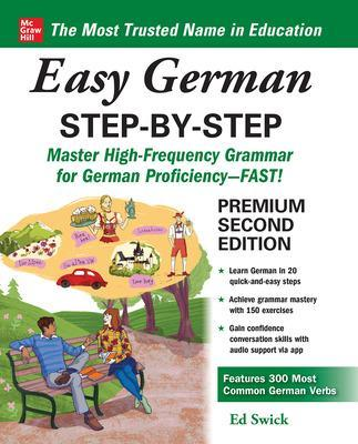 Easy German Step-by-Step, Second Edition by Ed Swick