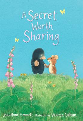 A Secret Worth Sharing by Jonathan Emmett