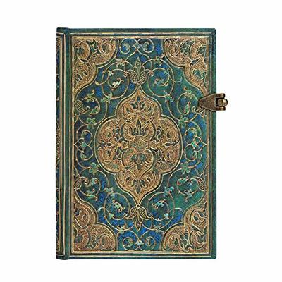 Turquoise Chronicles, Mini, Lin by Paperblanks