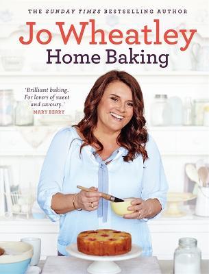 Home Baking book