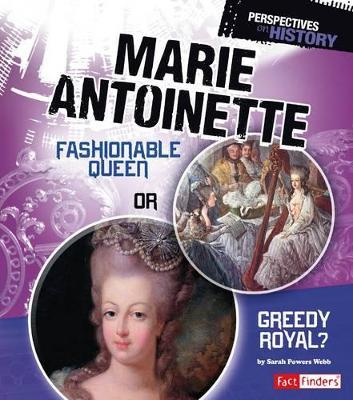 Marie Antoinette by Webb
