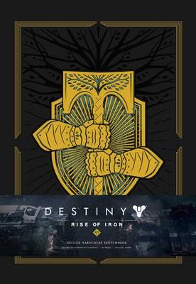 Destiny: Rise of Iron: Blank Hardcover S by Insight Editions