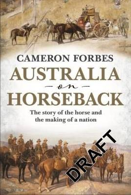 Australia on Horseback book