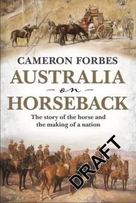 Australia on Horseback book