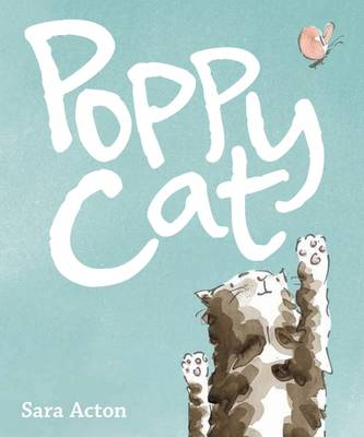 Poppy Cat by Sara Acton