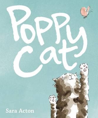 Poppy Cat by Sara Acton