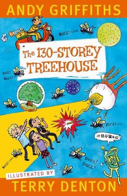 The 130-Storey Treehouse by Andy Griffiths