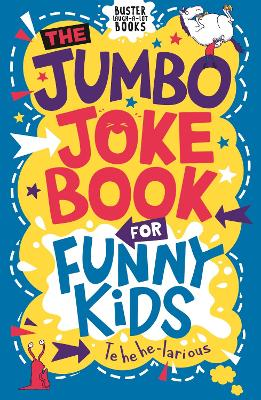 The Jumbo Joke Book for Funny Kids by Andrew Pinder