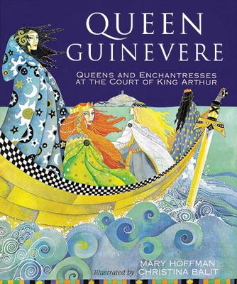 Queen Guinevere by Mary Hoffman