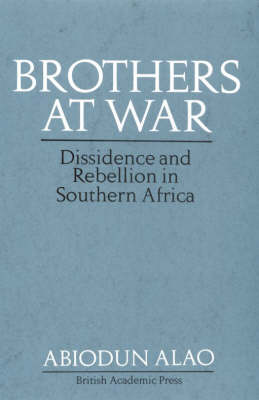 Brothers at War by Abiodun Alao
