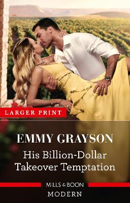 His Billion-Dollar Takeover Temptation book