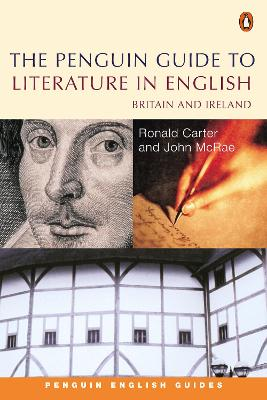 Penguin Guide to Literature in English book