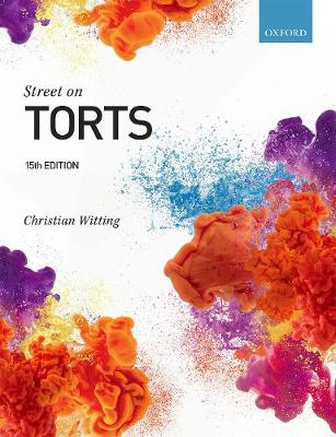 Street on Torts by Christian Witting