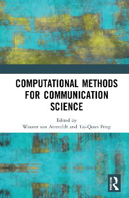 Computational Methods for Communication Science book