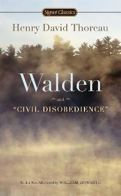 Walden and Civil Disobedience book