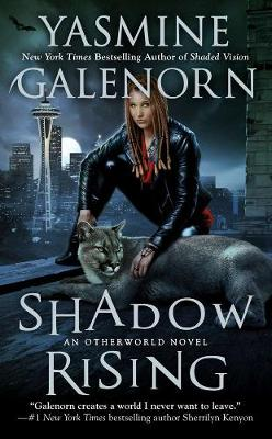Shadow Rising book