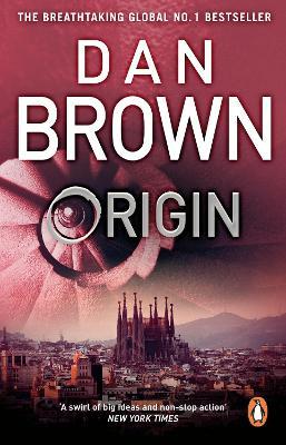 Origin by Dan Brown