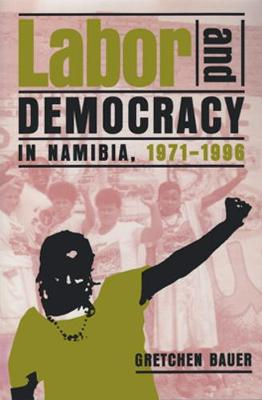 Labor and Democracy in Namibia, 1971-1996 by Gretchen Bauer