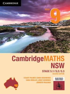 Cambridge Maths Stage 5 NSW Year 9 5.1/5.2/5.3 book