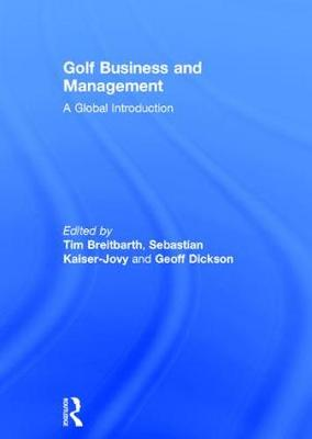 Golf Business and Management book