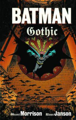 Batman: Gothic Deluxe Edition HC by Klaus Janson
