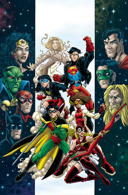 Young Justice TP Book 1 book