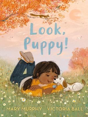 Look, Puppy! book
