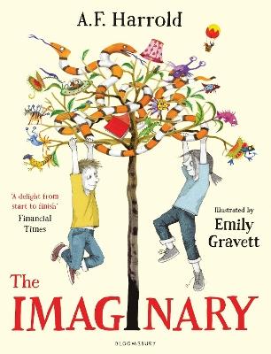 Imaginary by A. F. Harrold