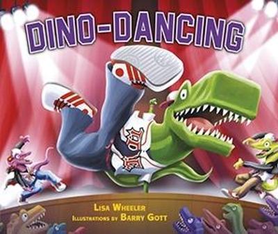 Dino-Dancing book