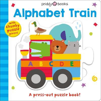 Alphabet Train by Roger Priddy