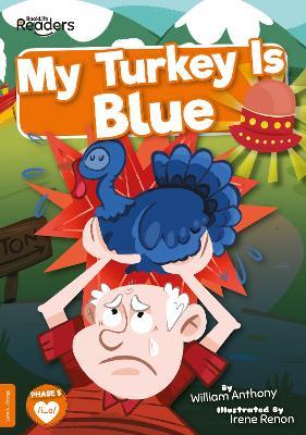 My Turkey Is Blue book