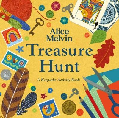 Treasure Hunt by Alice Melvin