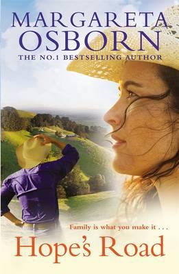 Hope's Road book