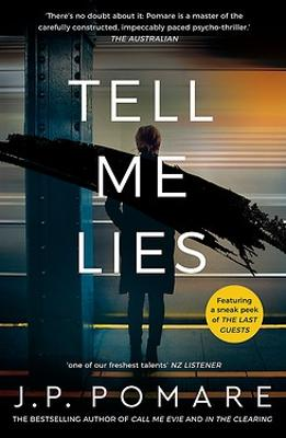 Tell Me Lies by J.P. Pomare