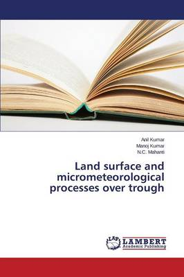 Land Surface and Micrometeorological Processes Over Trough by Anil Kumar