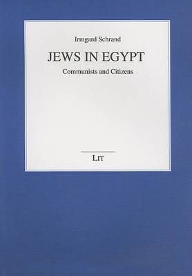 Jews in Egypt  v. 10 by Irmgard Schrand