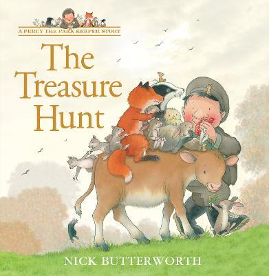 Treasure Hunt by Nick Butterworth
