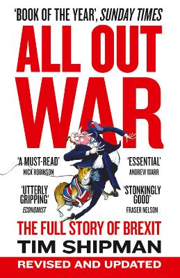 All Out War by Tim Shipman