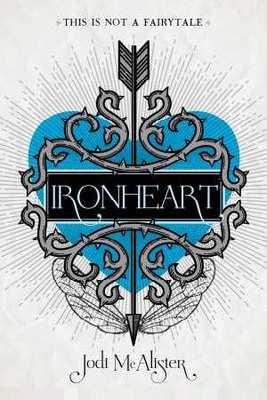Ironheart by Jodi McAlister