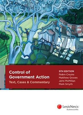 Control of Government Action: Text Cases and Commentary book