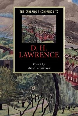 Cambridge Companion to D. H. Lawrence book