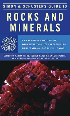 S & S Guide to Rocks and Minerals by Simon & Schuster