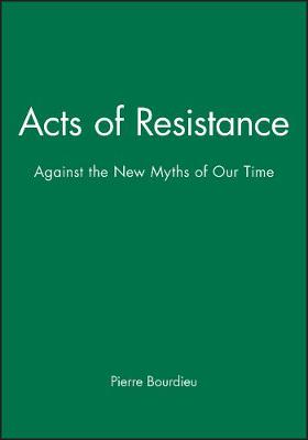 Acts of Resistance book