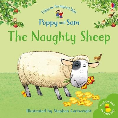 The Naughty Sheep by Heather Amery
