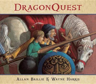Dragonquest by Allan Baillie