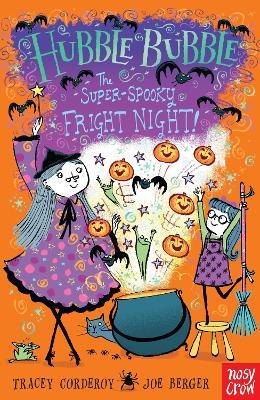 Hubble Bubble: The Super Spooky Fright Night book