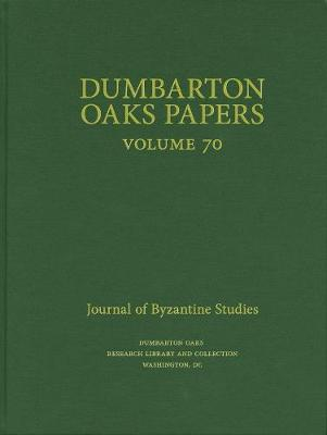 Dumbarton Oaks Papers, 70 book