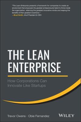 The Lean Enterprise by Trevor Owens
