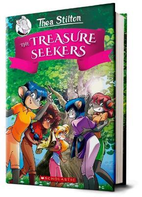 Thea Stilton Se #1: the Treasure Seekers by Thea Stilton