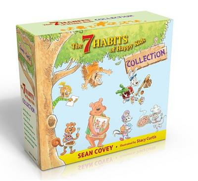 The 7 Habits of Happy Kids Collection by Sean Covey